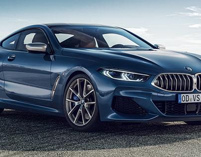 BMW M850i | CGI