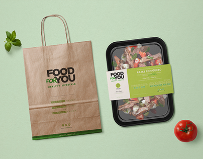 Food For You : food retail concept