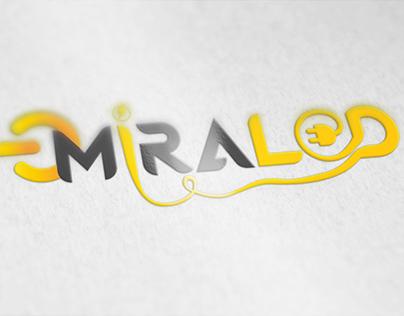 Miraled Logo Design