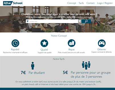 Projet AfterSchool [ Février 2016 ]