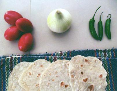 Rede social culinária