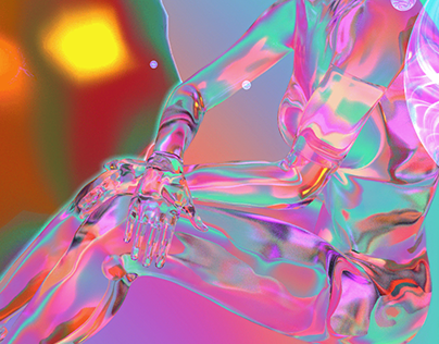 IRIDESCENT - 3D Animation