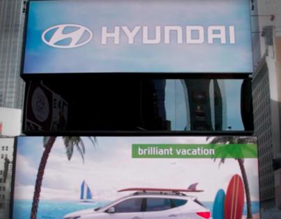 Hyundai: Times Square