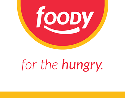 FOODY logo concept