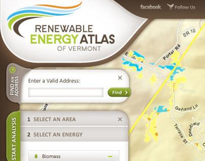 Renewable Energy Atlas of Vermont