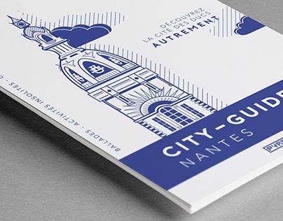 City-Guide Nantes / Illustrations