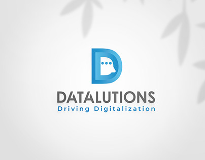 Datalutions logo for data consultant service.