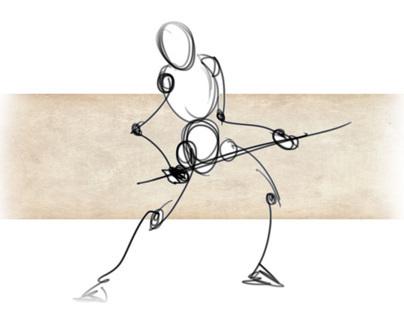gestures n live sketching