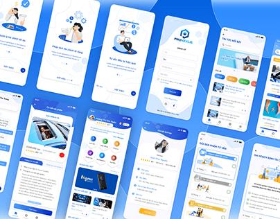 Financial App Mobile