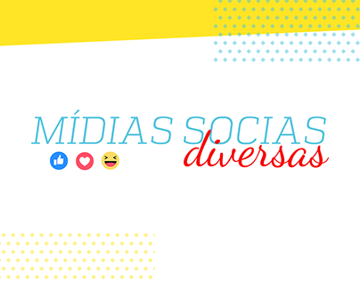 Mídias Sociais - Diversas
