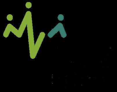 Mennesker i centrum på logo for Dansk Fjernvarmes PULS