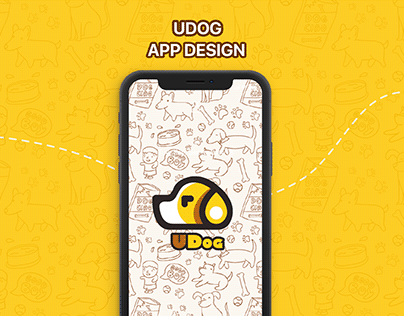 Udog App Design