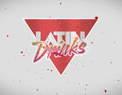Animanción Logo Latin Drinks