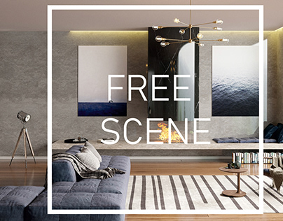 FREE SCENE FIRE PLACE DESIGN