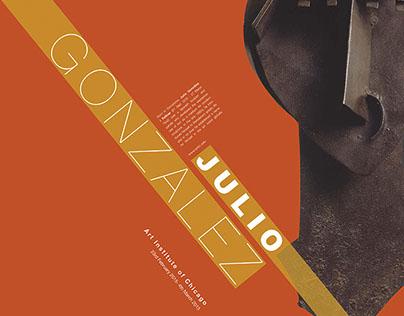 Julio Gonzalez | Artist Event Branding