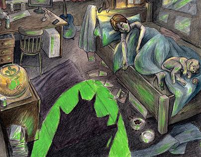The Sorcerer's Dog - Illustration no. 2