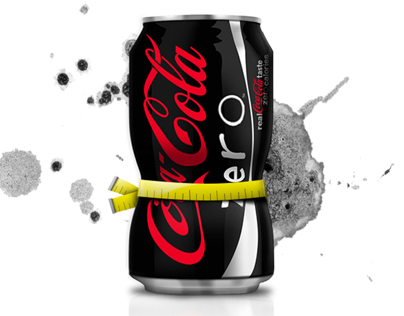 Coke Zero commercial