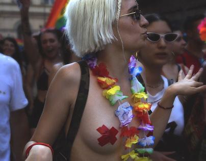 Pride, Milan - 29/06/2019