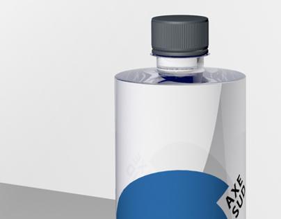 Modélisation 3D: Annonce presse Eau de source