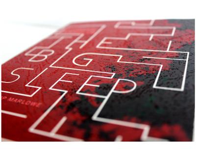 'The Big Sleep' Penguin book cover