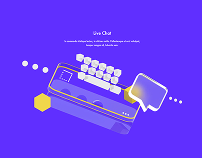 Cuda Project. Live Chat Concept