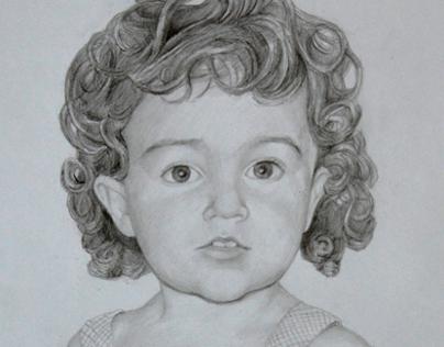 Graphic portraits
