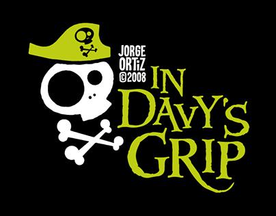 In Davy's Grip logo