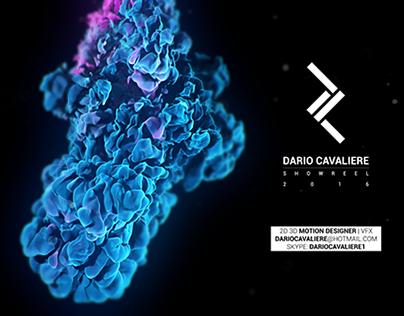 Dario Cavaliere ShowReel 2016