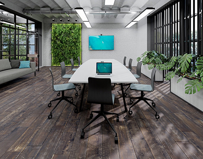 Industrial Offices