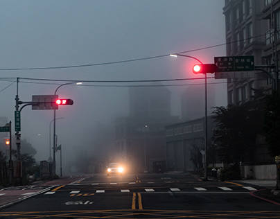 Foggy Day | Photography