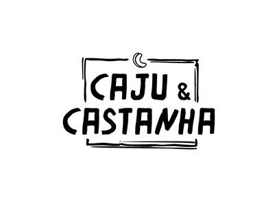 Caju&Castanha - Embalagem para Grãos Oleaginosos