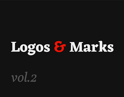 Logos & Marks | vol.2