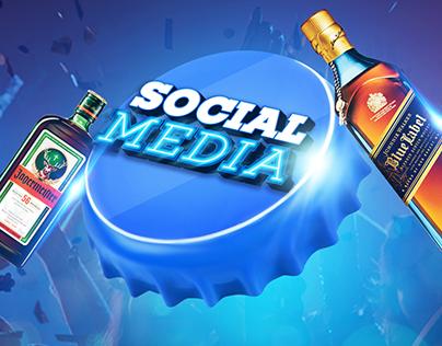 SOCIAL MEDIA DESTAPPA licorería delivery