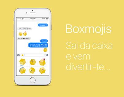 Boxmoji // User Interface