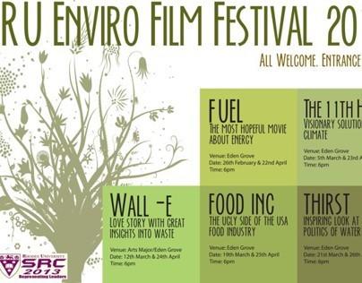 Environmental Film Festival Poster