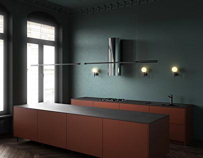 RO interior | kitchen. reloaded
