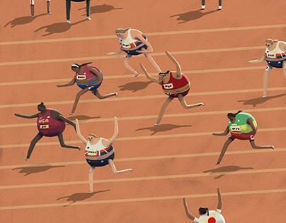 Tokyo 2020 - Women's 800m Final