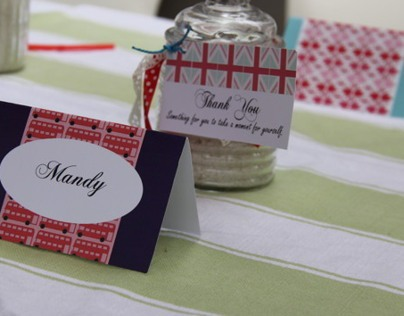 Royal Wedding Themed Kitchen Tea