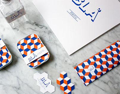 Bla - branding