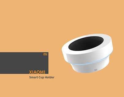 Brand research and design--Xiaomi smart cup holder