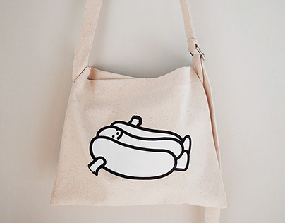 'I am so tired' Musette Bag & T-shirt