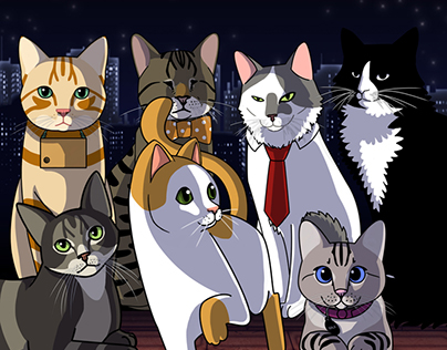 The Purring Quest - Marketing