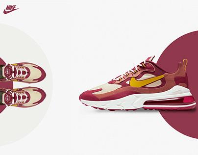 Nike UI [Air Max 270 React]