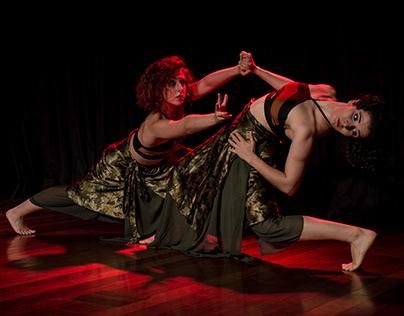 DEA Cia de Dança, 2019, apresentação SENAC Lapa Scipião