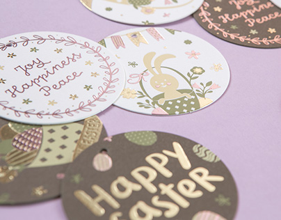 Easter greetings for Fedrigoni Germany