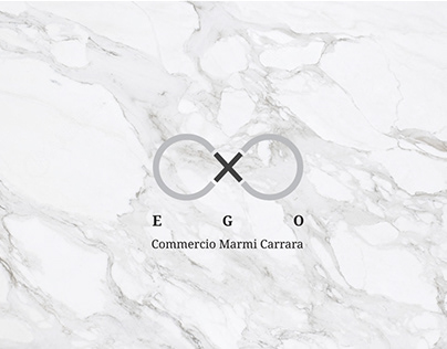 Ego Marble - Branding