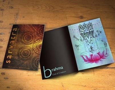 Sarvatra - the illustration book