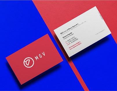 MGV — Brand identity