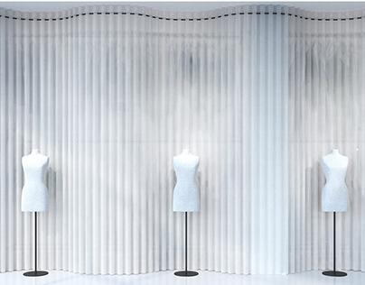 Showroom for POUSTOVIT