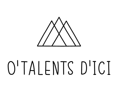 Logo O'Talents d'Ici